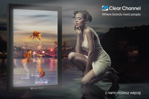 Plakaty reklamowe Clear Channel