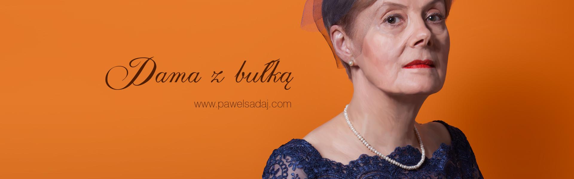 Dama z bułką PawelSadaj.com
