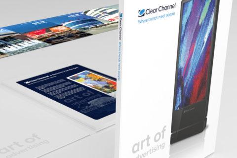 Promocja i sprzedaż – Clear Channel