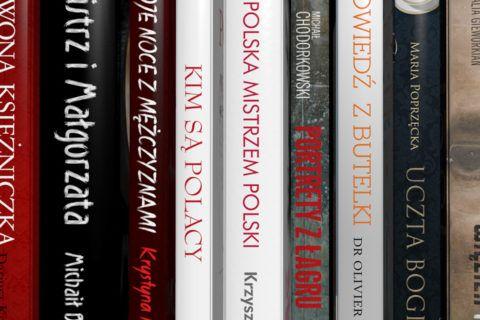 Projekty okładek książek
