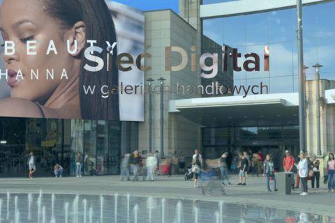 Film promocyjny sieć Digital – Clear Channel